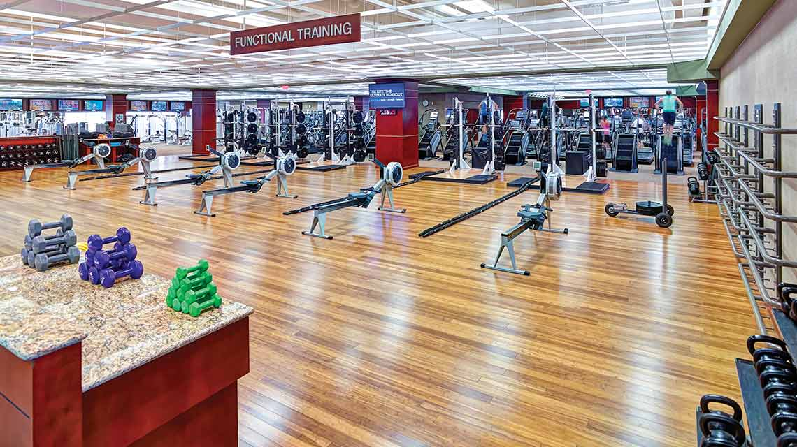 image of Functional Training Area
