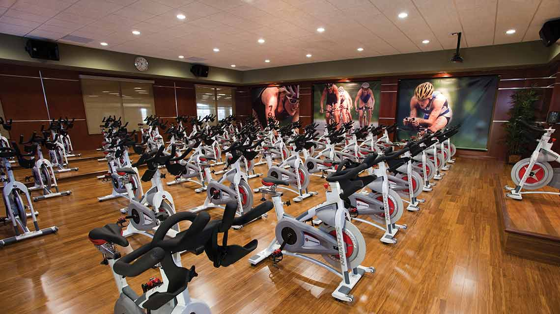 Go to Indoor Cycle Classes