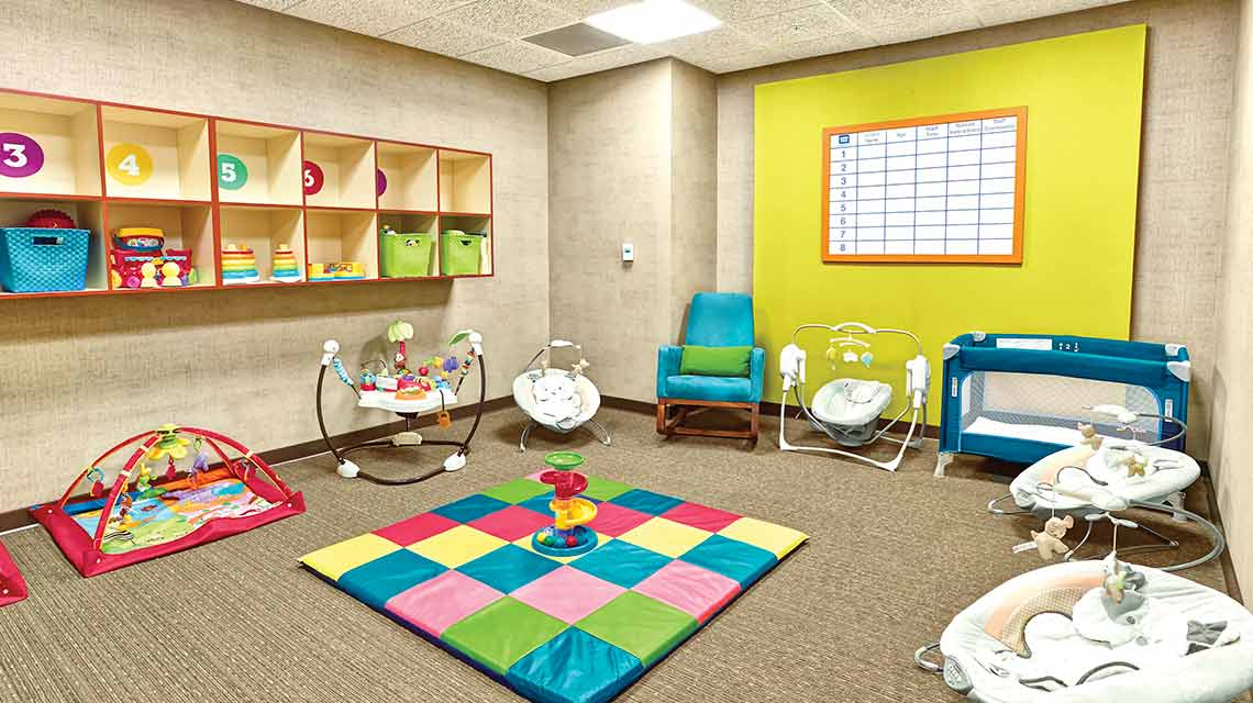 Go to Infant Room Hours