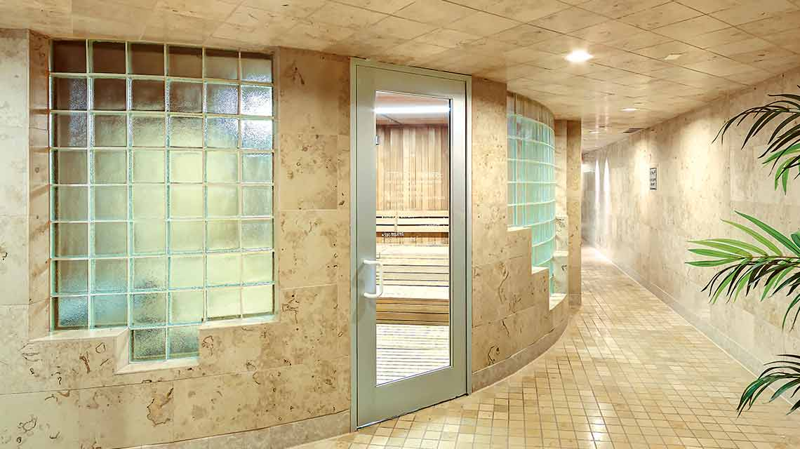 image of steam rooms