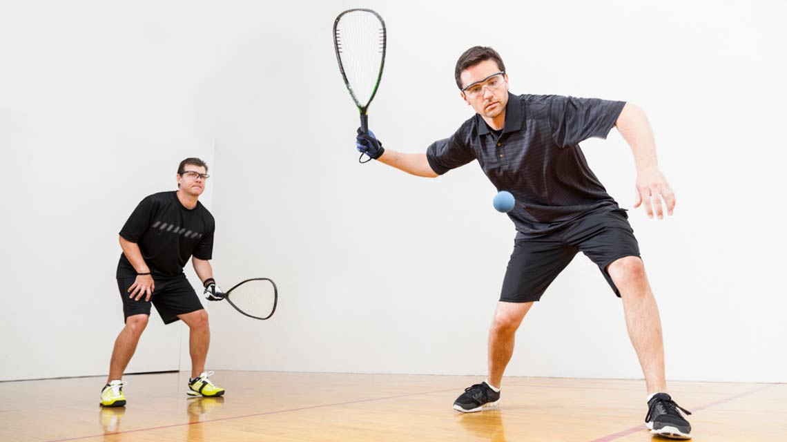 Go to Programs Racquetball