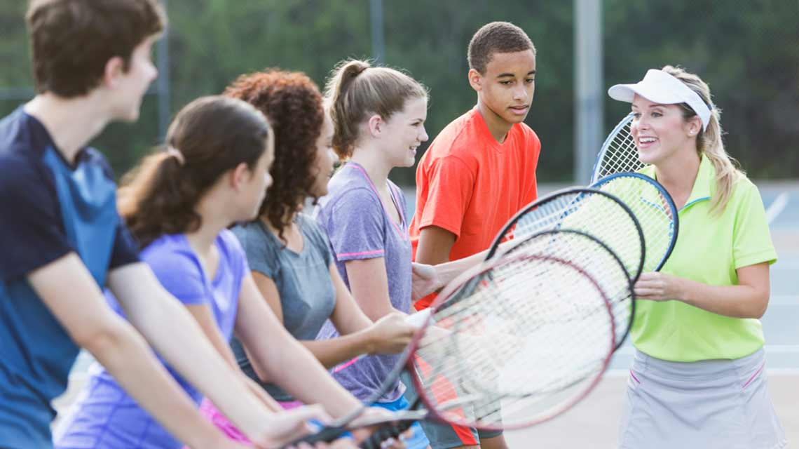 Go to Programs Tennis Lessons