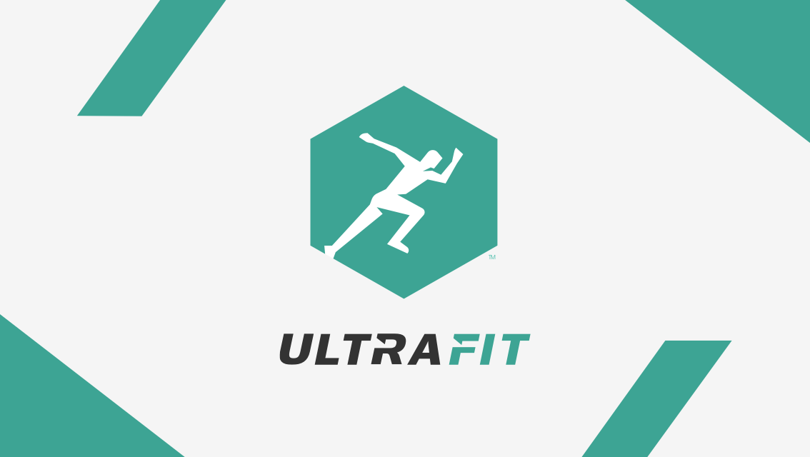 Illustration of Ultra Fit logo